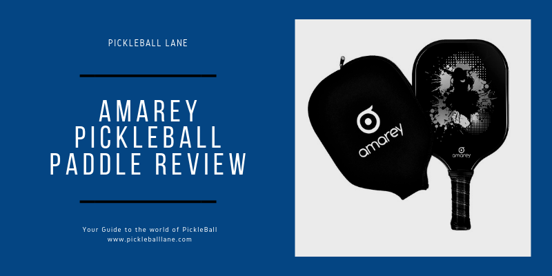 Amarey Pickleball Paddle Review 2