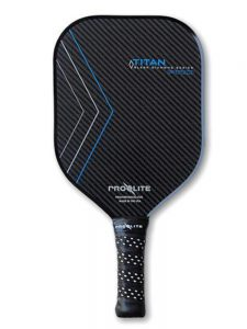 Pro-Lite Titan Black Diamond Pickleball Paddle Review 1