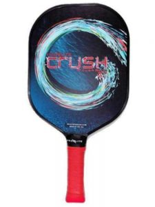 Prolite Crush Powerpsin with SPINtac Pickleball Paddle Review 1